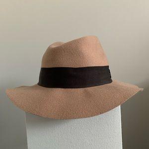BCBGMAXAZRIA Camel Hat
